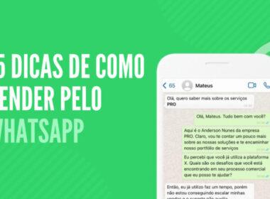 vender pelo whatsapp