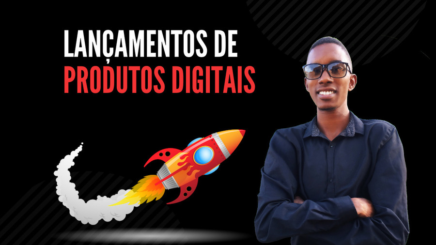lançamento de produto digital